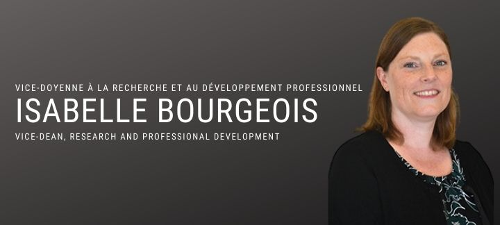 Photo de profil Isabelle Bourgeois
