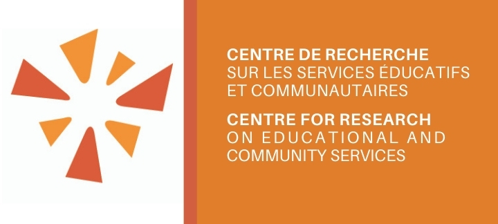 Centre for Research on Educational and Community Services (CRECS) Logo