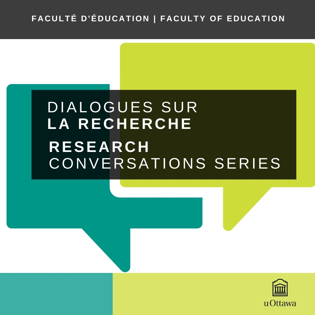Research Conversations Series poster