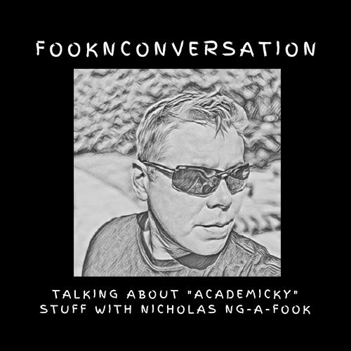 Dwayne Donald interviews Dr.  Nicholas Ng-A-Fook