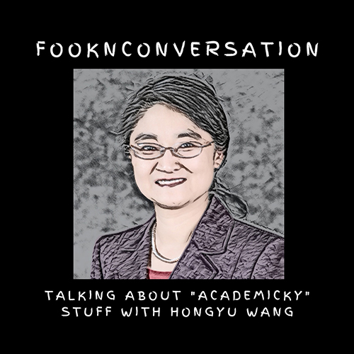 FooknConversation: Hongyu Wang