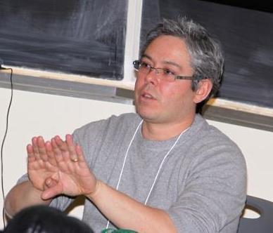 Professeur Nicholas Ng-A-Fook