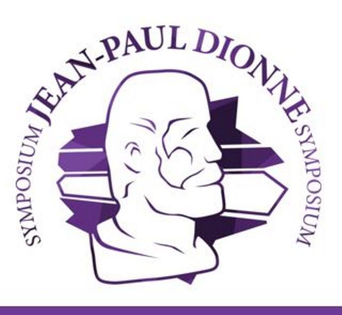 Logo du symposium Jean-Paul Dionne
