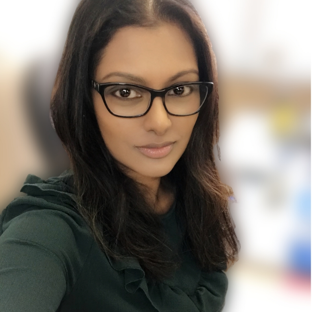 Ashweena Kissoon-Rumajogee, lauréate du prix Helen G. Mitchell