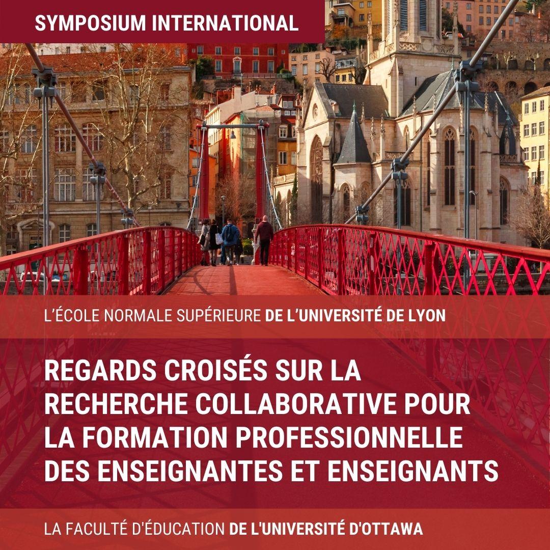 Bridge in Lyon, International Symposium