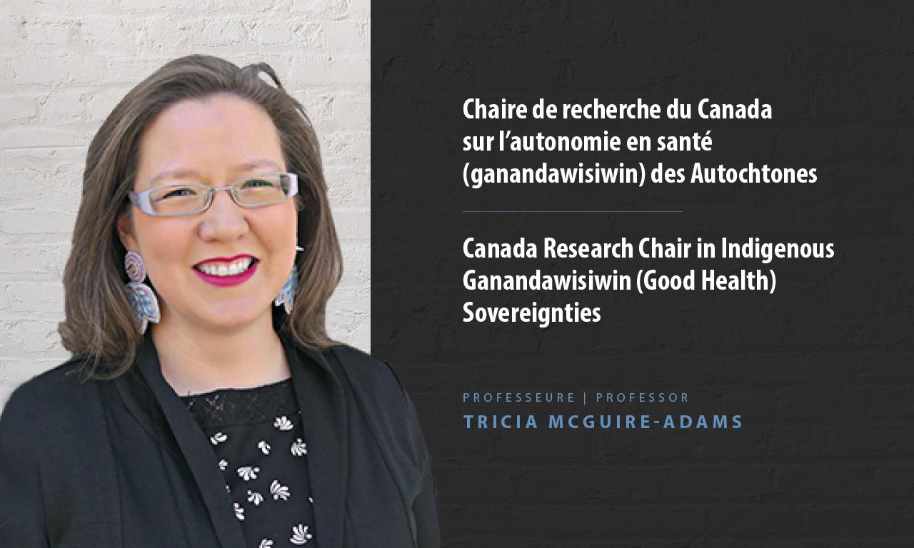 Tricia McGuire-Adams
