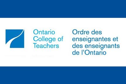 logo de l'Ordre des enseignantes et des enseignants de l'Ontario