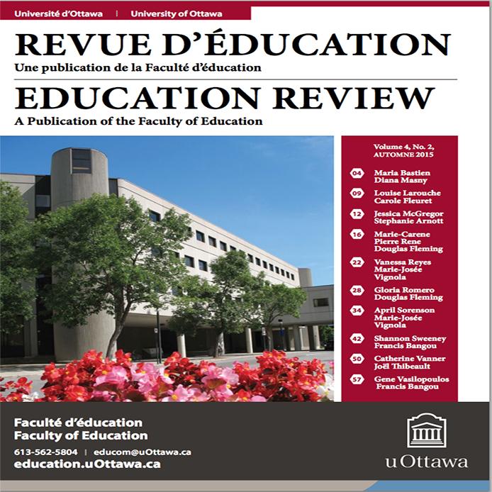 Cet édition de la revue d'éducation est dévoué aux problèmes de langue et l'enseignement de langue seconde