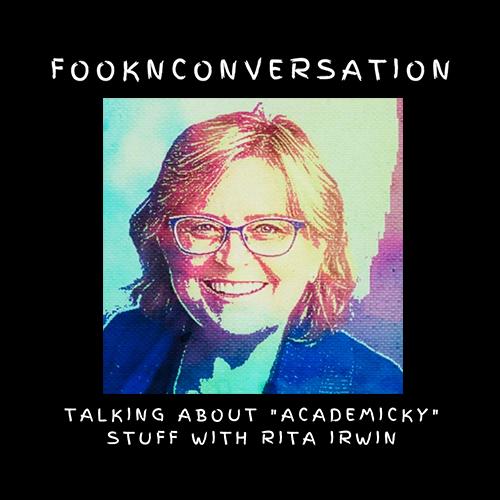 FooknConversation: Rita Irwin